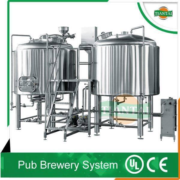 800L pub beer brewing equipment
