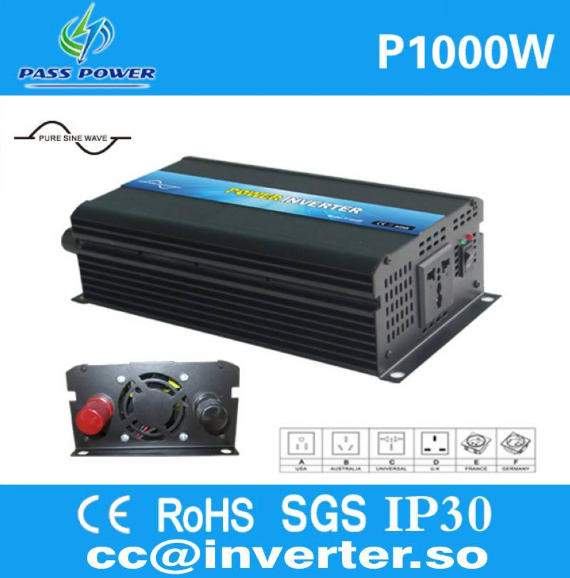 Factory Direct Sell Pure Sine Wave 1KW Solar Inverter