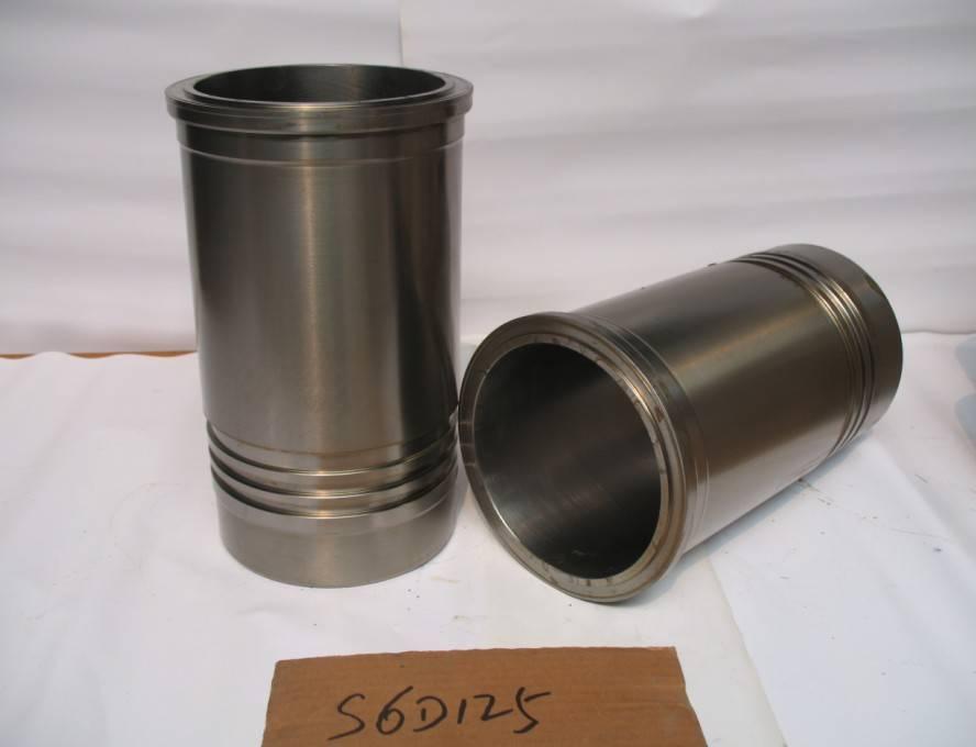 komatsu s6d125 cylinder liners for sale