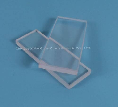 heat resistant quartz boiler toughened sight glass disc