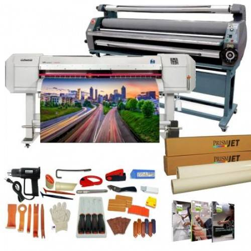 sell New Mutoh ValueJET 1624X 64 Wrap EXPRESS Package
