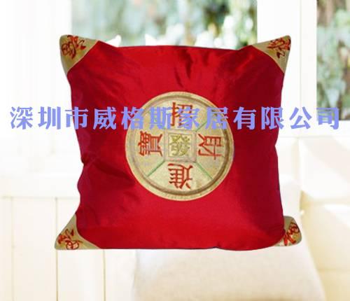 Jacquard Pillow/Decorative Pillow/Classical pillow