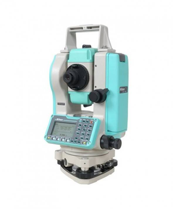 Nikon NPL 322 2 Second Reflectorless Total Station