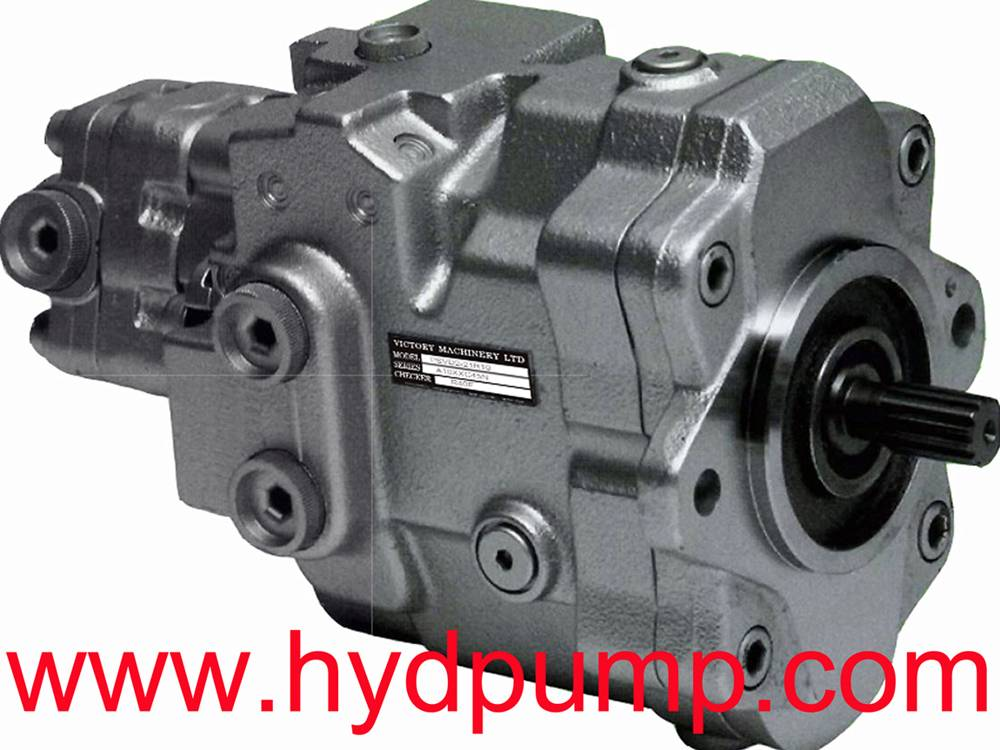 Kayaba (KYB) PSVD series PSVD2-21E and PSVD2-27E Hydraulic Piston Pump for Excavator