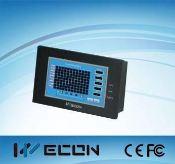 Wecon 4.3 inch hmi/hmi touch screen