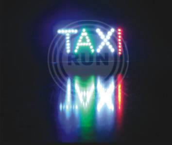 taxi light, taxi led light,taxi top light