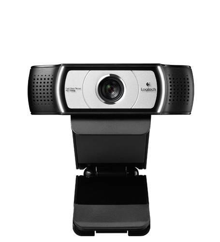 Logitech Webcam C930e Videocam