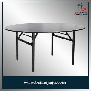 Hotel Round Folding Restuarant Dining Banquet Table (BH-TM33)