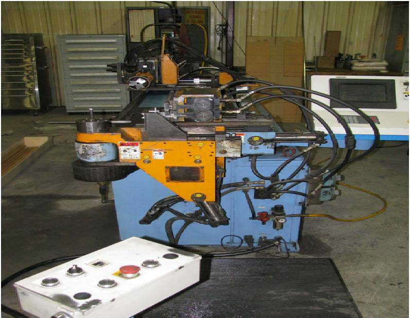 WANTED USED COMCO CNC PIPE BENDING MACHINE