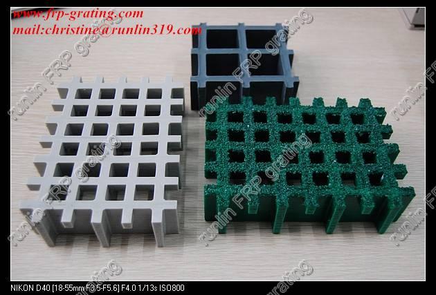Fiberglass (FRP / GRP) grating Handrail fence stair nosing price 2014