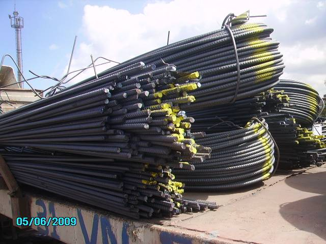 High Tenisle Reinforced Steel Bar