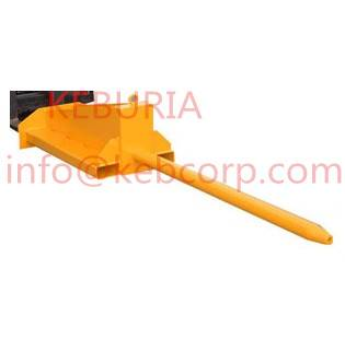 Slip-on Coil Boom coil ram carpet boom carpet pole