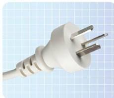 Argentina Power Cord Plug (YS-17)