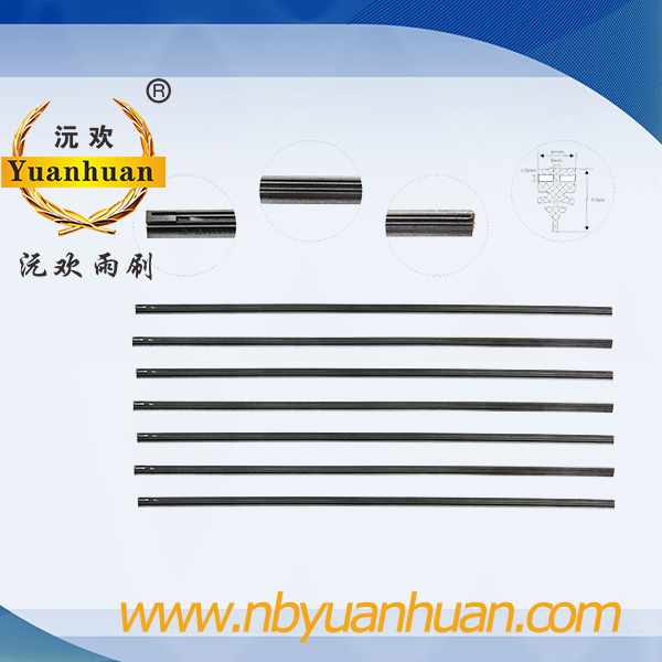YH-NR Framed windshield wiepr blade rubber refill