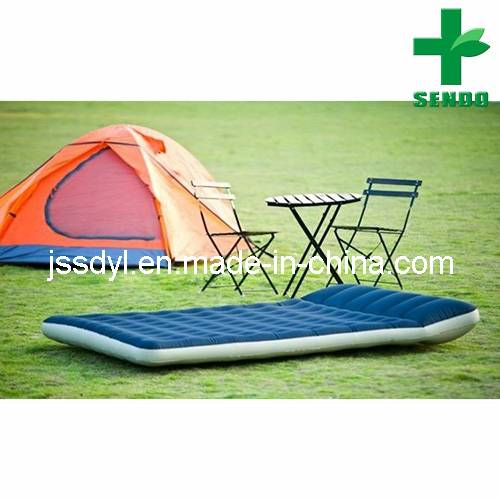 Flocked Air Bed Inflatable Air Bed (SENDO 051)