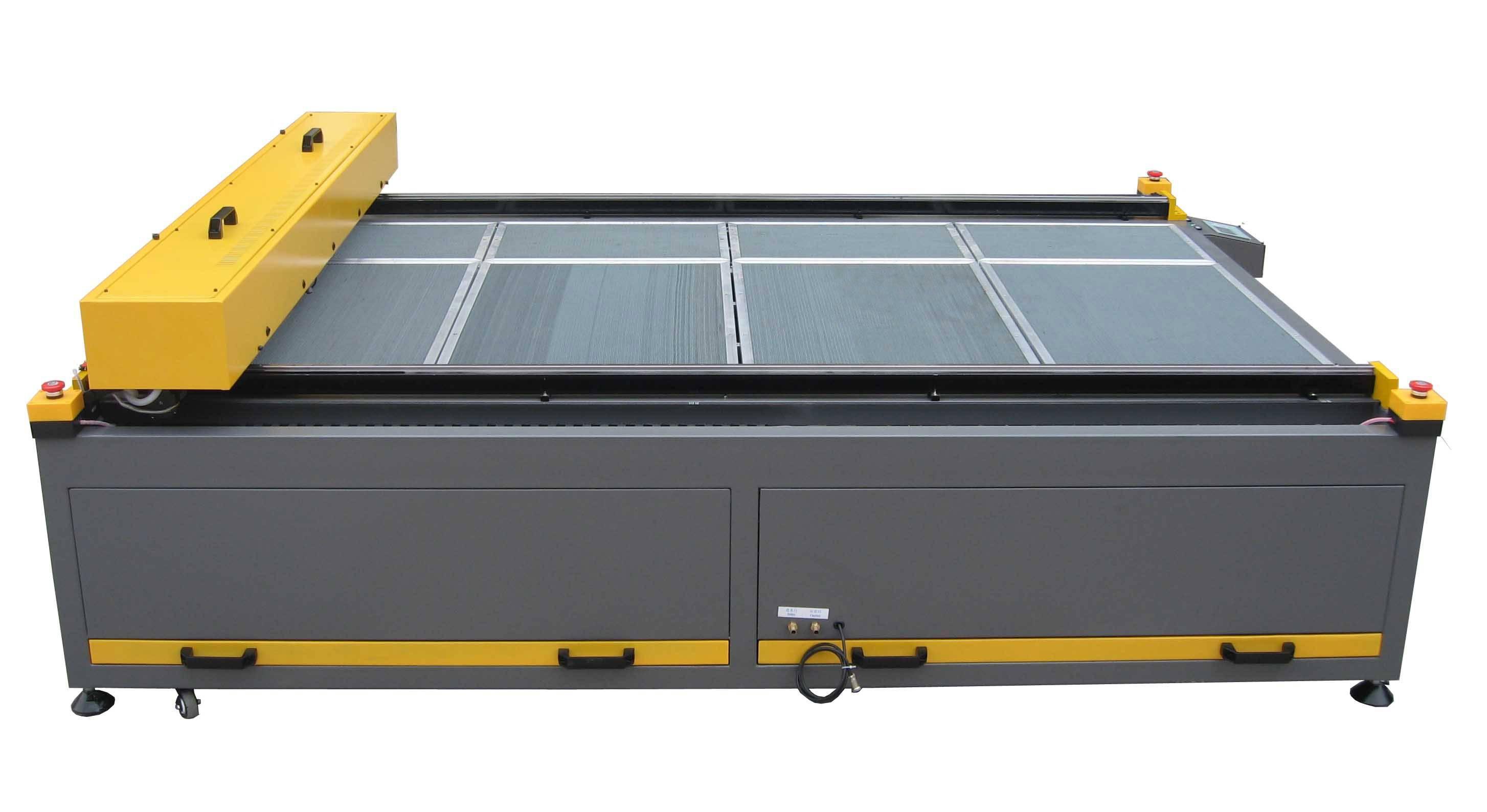 China Low Cost Large Laser Cutting Machine