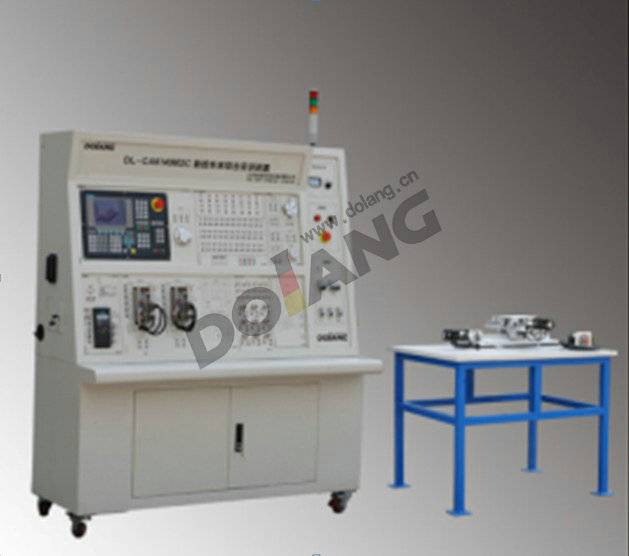 CNC Maintenance Training Assessment Equipment(Semi-real object)