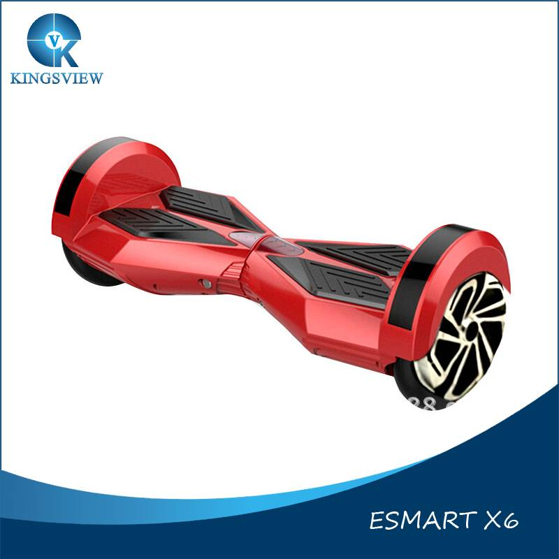 2015 Newest 8 inches electronic scooter bluetooth and marquee LED light self balancing electric scoo