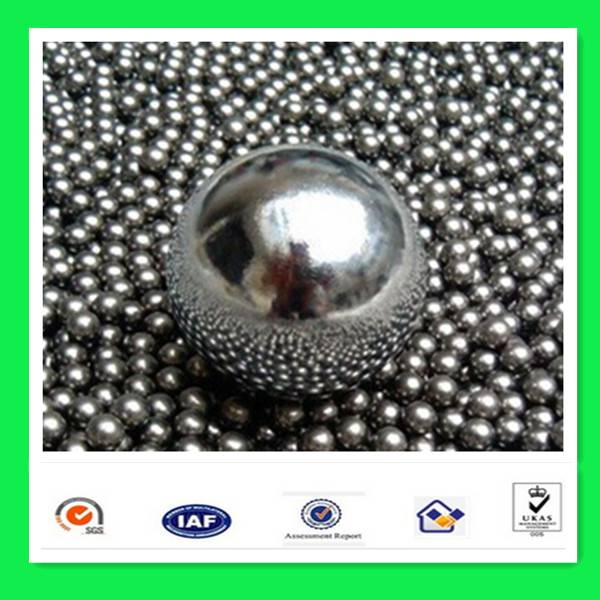 highly precision bearing ball / chrome alloy steel ball
