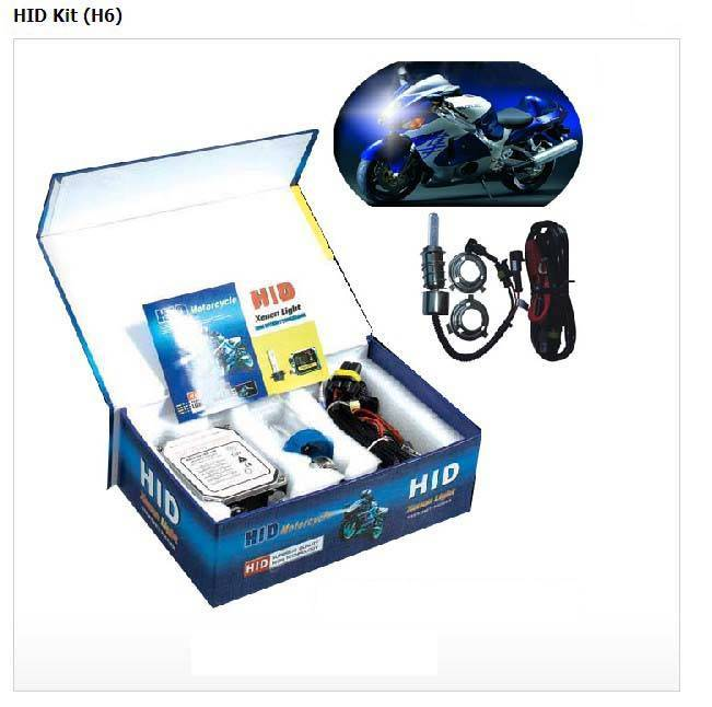 HID xenon headlight HID light for motorcycle HID bixenon