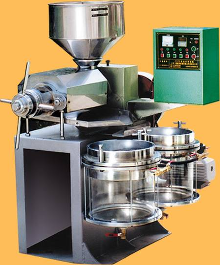 6YL-80A combined oil press