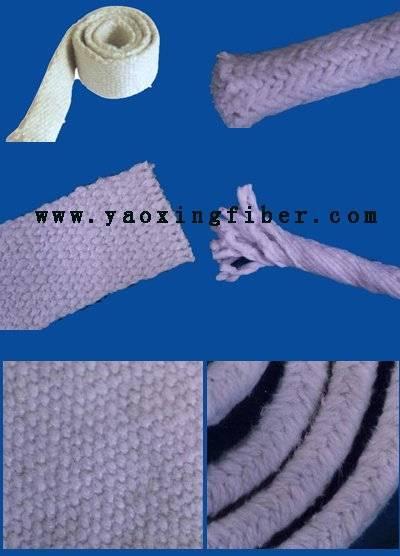 1260/1400 ceramic fiber textiles