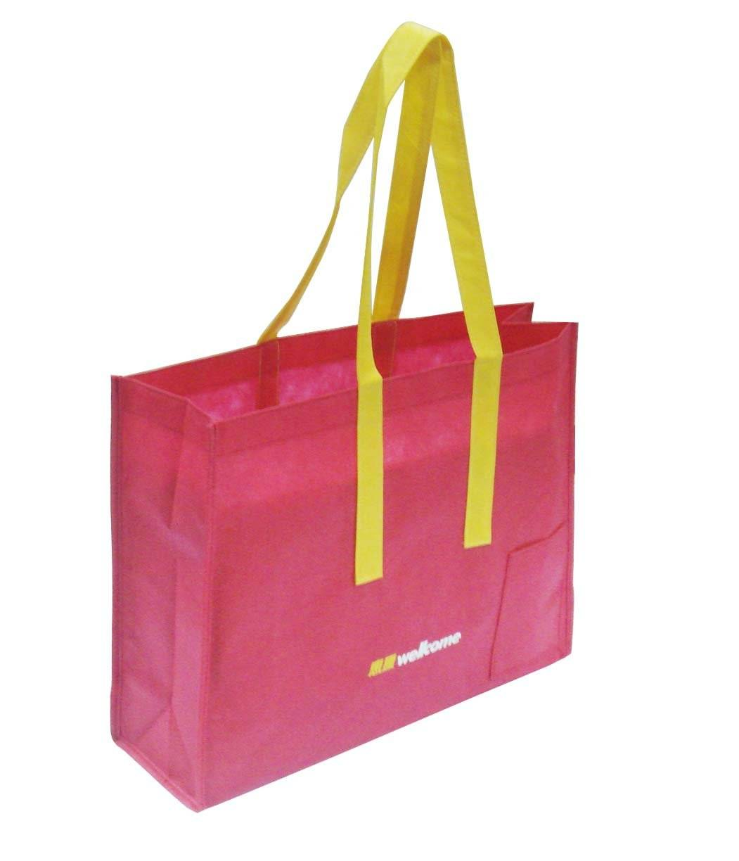 lamination non-woven shopping bag