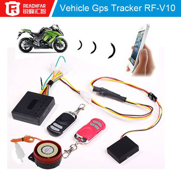 Gps Tracker Portable Vehicle Tracking System RF-V10 With Gps Gsm