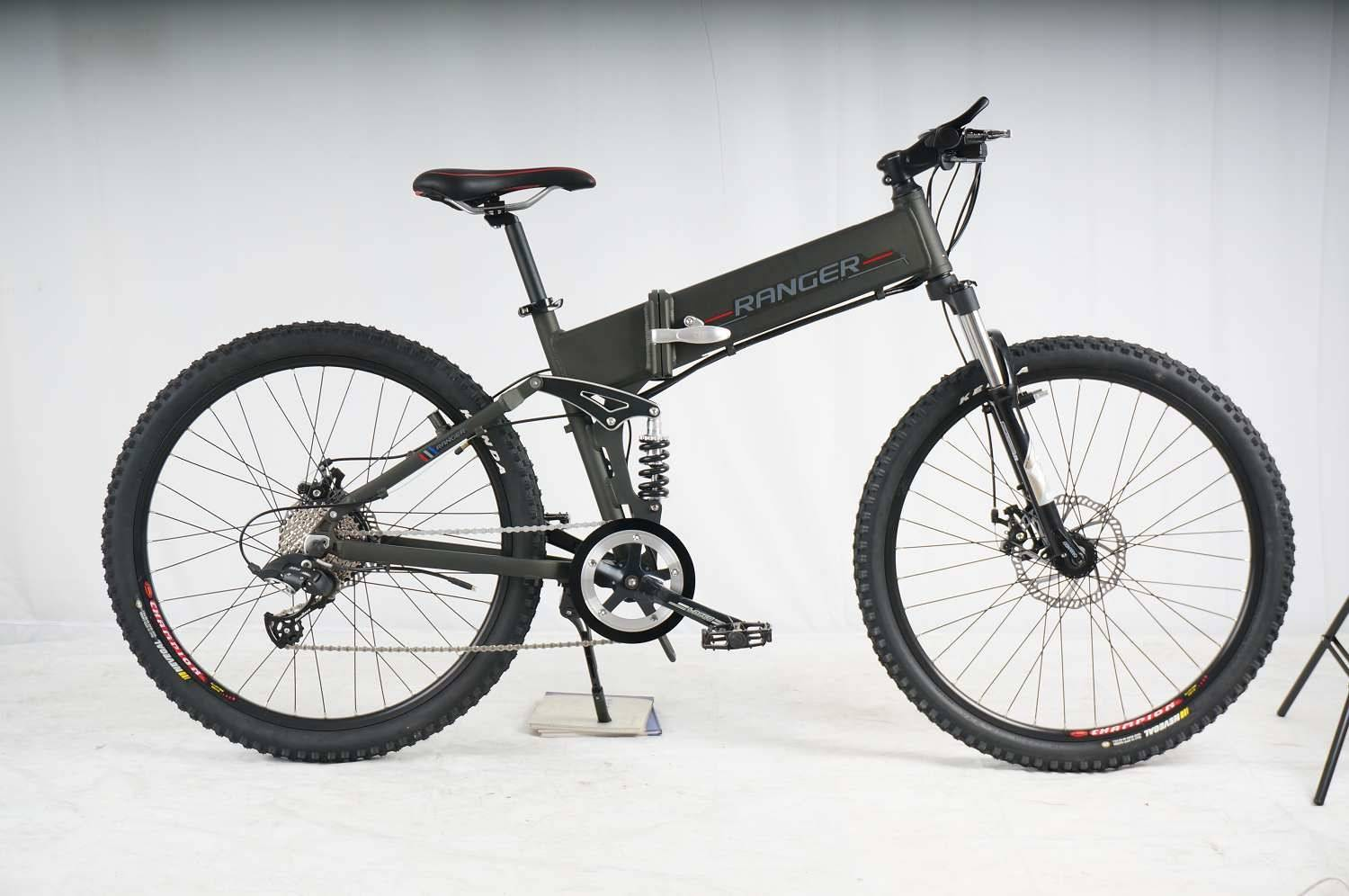 ELECTRIC Montain & Road Bike
