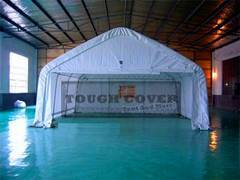 Made in China Portable Carports,7.3m wide Garages,Car Shelters