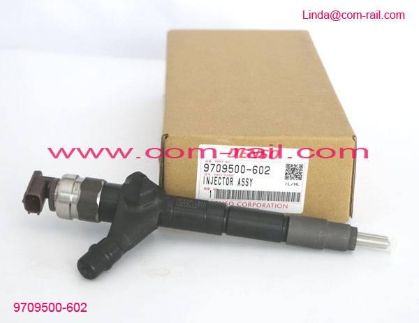 095000-6024 DENSO original injector for NIS SAN X-Trail T30 YD22 2.2L
