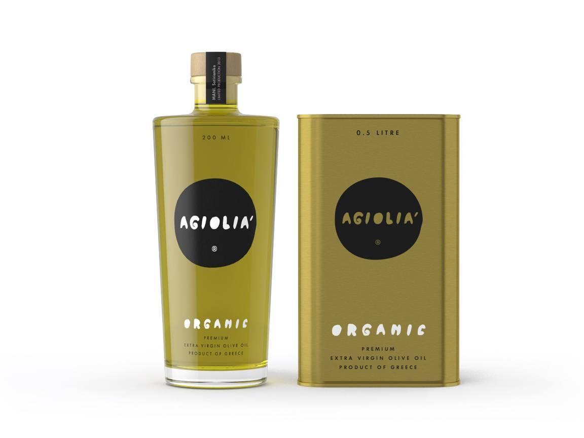 Premium Organic Olive Oil / Olives