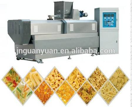 Multi-functional Snack Food Extruder