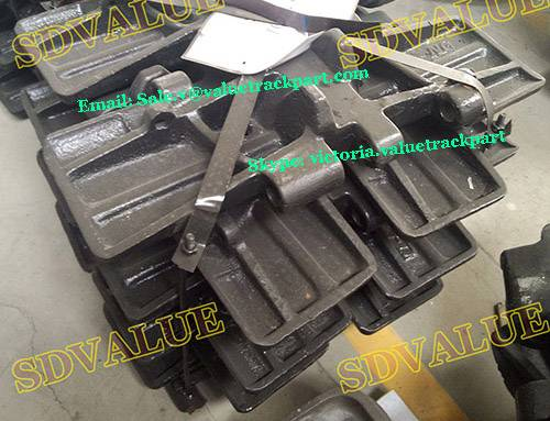 SUMITOMO Crawler Crane LS78RM Track Shoe With Pin