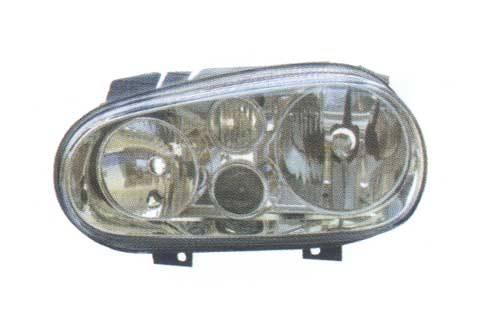 VW GOLF IV headlight