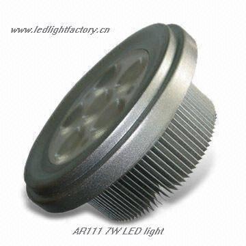 AR111 7W/9W LED spotlight lamp