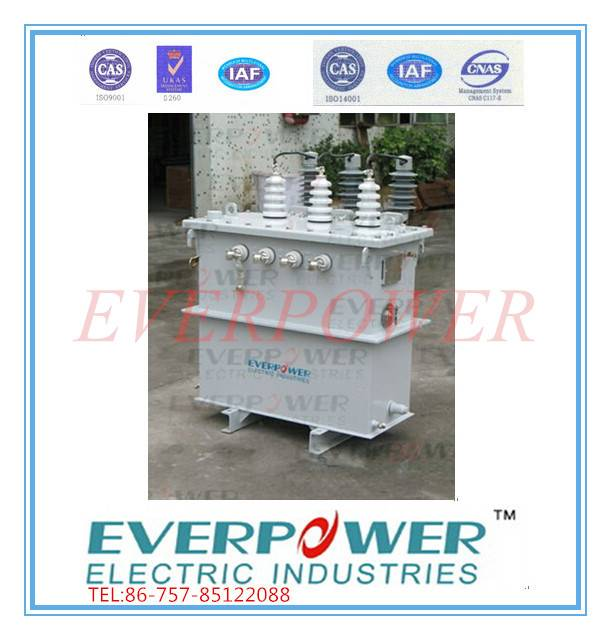 3 phase 11/.415kv Completely Self Protected (CSP) Distribution Transformers