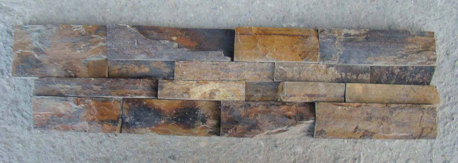 Rusty slate staggered joint panel ZFW1120Z2