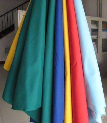 Lining Polyester/Cotton Dyed Fabric
