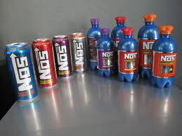 NOS Energy Drink ml 250ML Cans