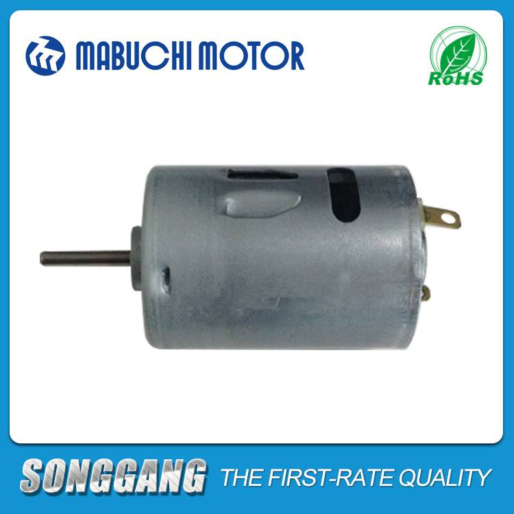 Vacuum Cleaner Motor Cordless Power Tools MINI Mabuchi 7.2V DC Brushless Motors RS-380SH-4045