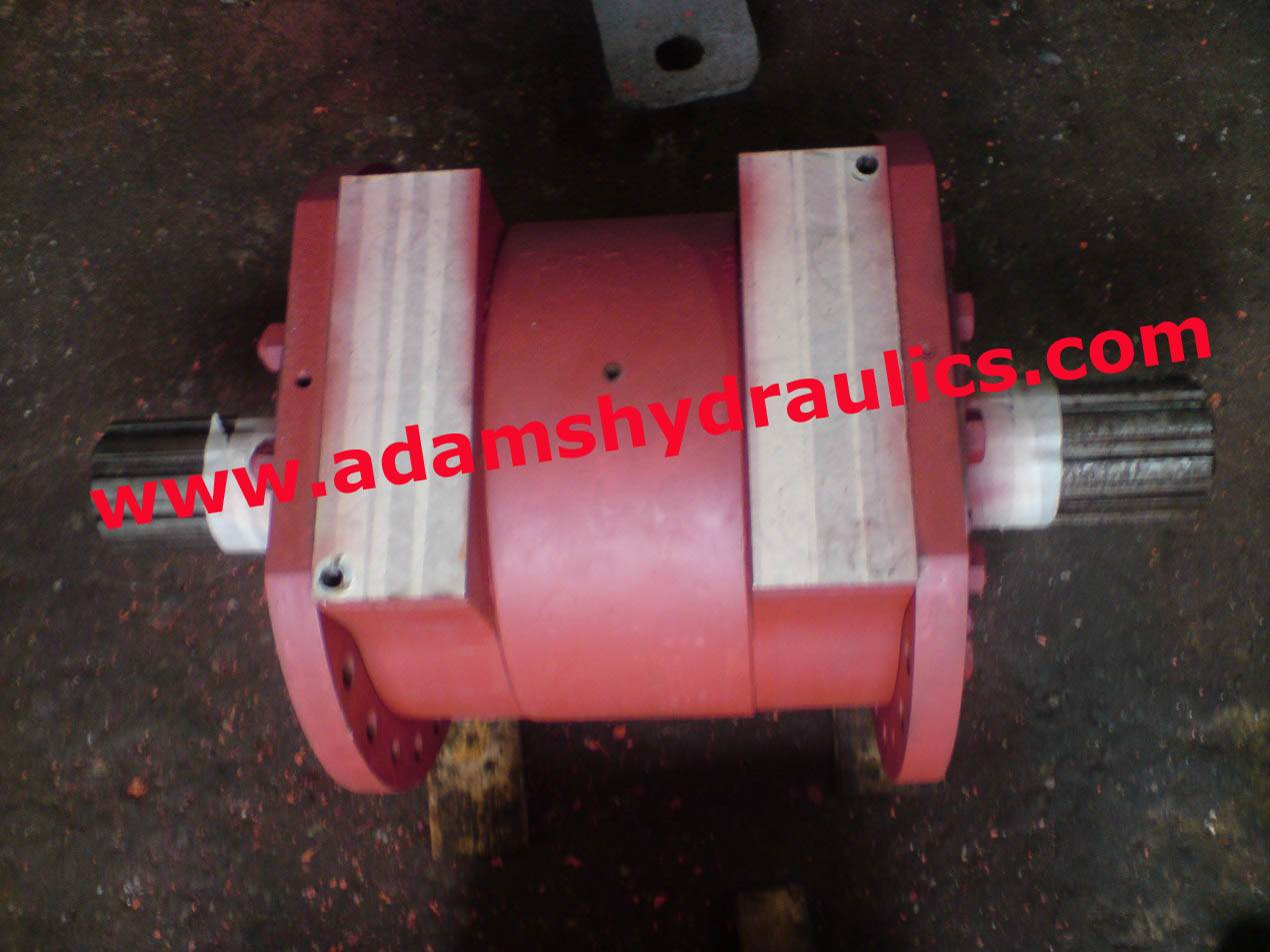 IHI HVL DSS Motor, Adams Hydraulics
