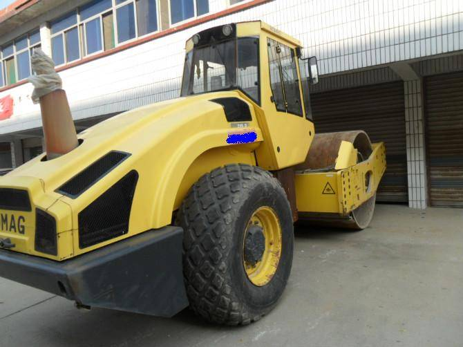 Used Road Rollers Bomag BW219D-4