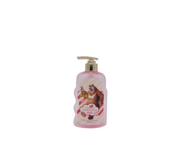 500ml pet hand wash bottles