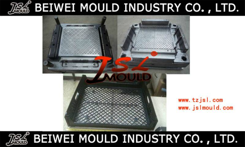 Injection Plastic Bread Tray Mold