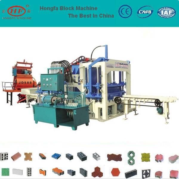 QT4-20C block making machine