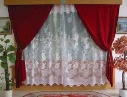 Aromatherapic window curtains
