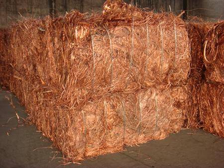 Pure Copper Scrap 99.9% hot sale