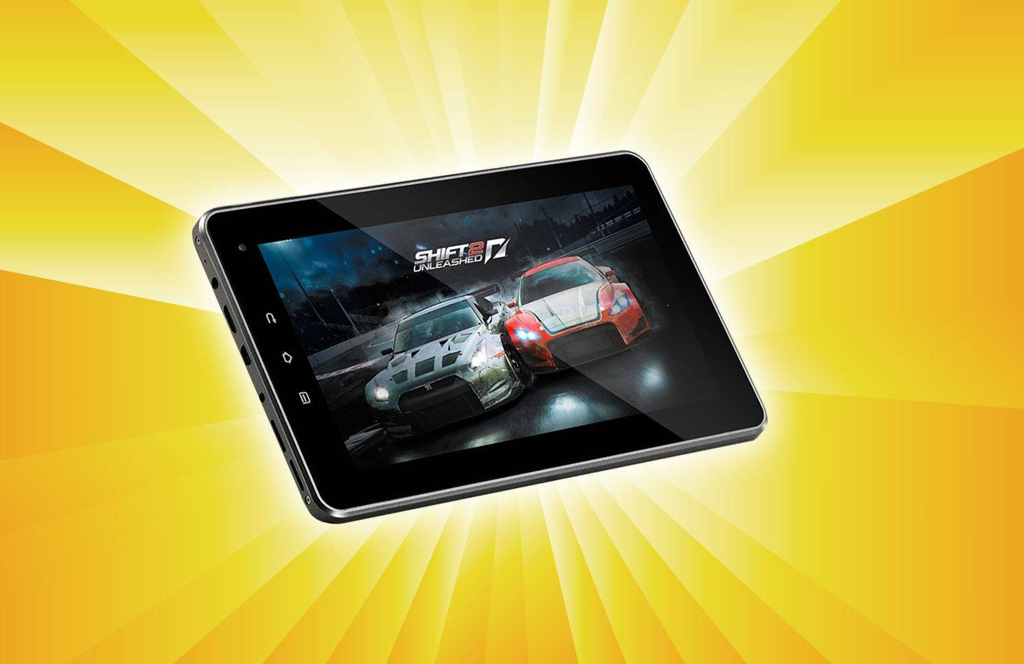 10.2 TFT Display Tablet PC with 1024 600 resolution