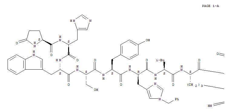 Histrelin CAS 76712-82-8